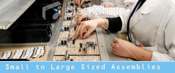 Custom Manufacturing - Falconer Electronics
