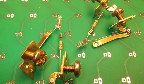 Light Switch Manufacturing, Light Switch Manufacturing: Soldering & Assembly