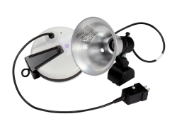 "Magnetic 5-1/2"" Spot Light with 20' Retractable Cord Reel"