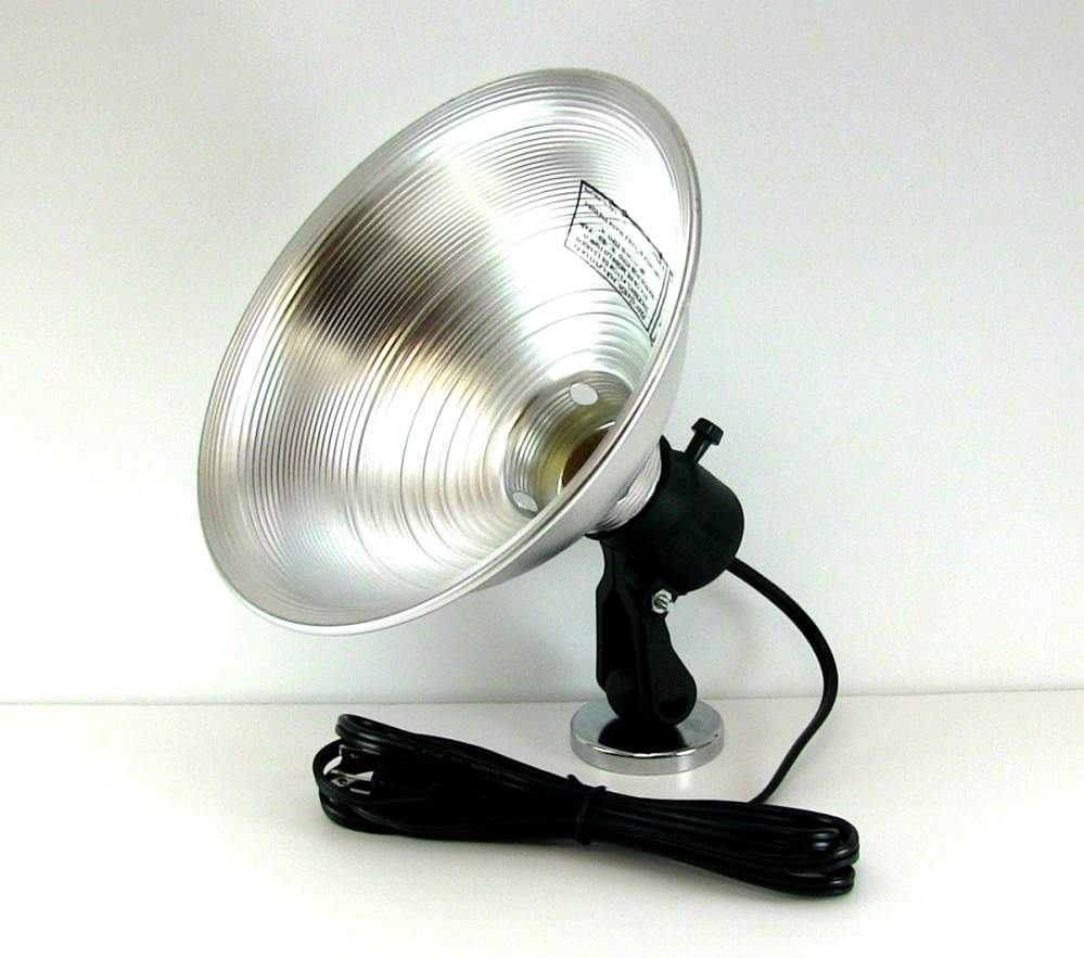 magnetic 8 u0026quot  reflector spotlight