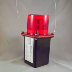 J100-01 Red LED Mining Light