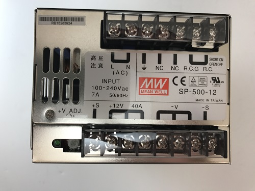 Sp-500-12 Mean Well - Ac To Dc Power Supply