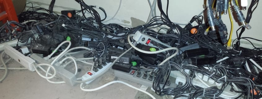 power strips, 10 Things Not To Do With Multi-Outlet Power Strips