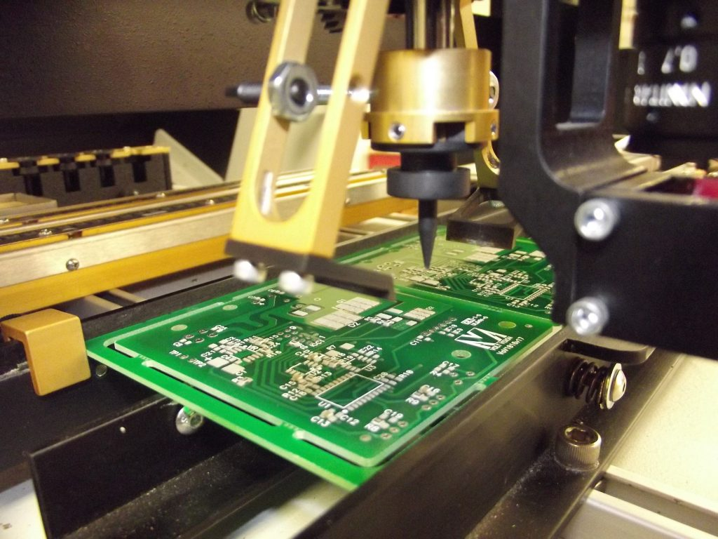 Printed Circuit Board Assembly Free Estimates No Minimums The Main High Quality