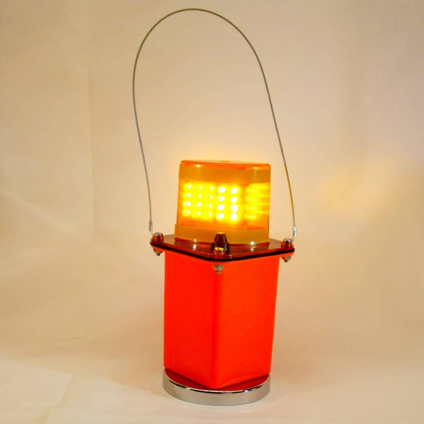 Thinking Warm With Magnetic Based Work Lights At Falconer