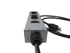 Metal Power Strip