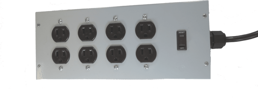 8 Outlet Commercial Power Strip
