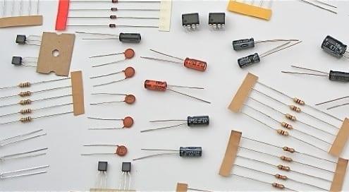 Resistors, Diodes, and Transistors
