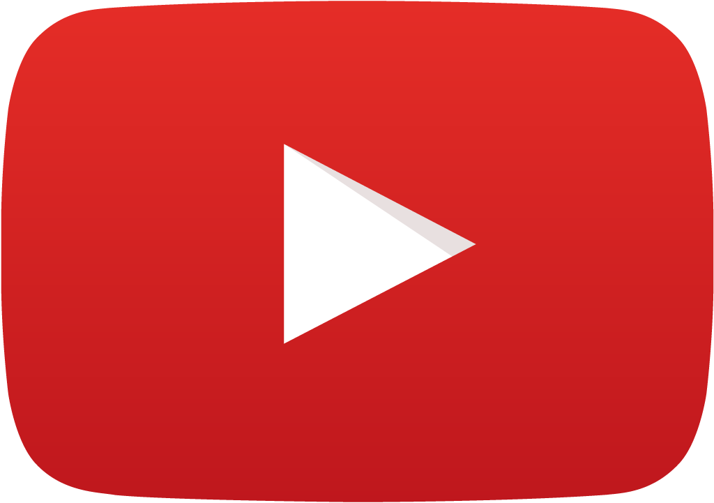 YouTube Logo Play button, social media
