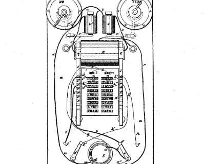 t.e. voting machine