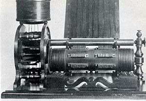 Vote recorder Edison's first invention