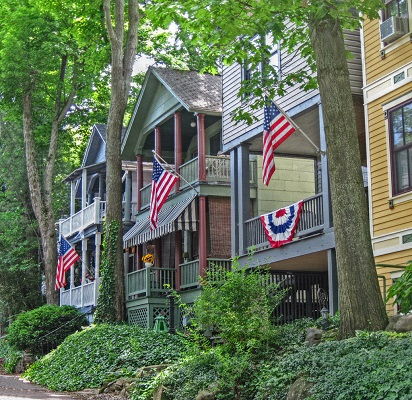 """Chautauqua Institution, Chautauqua Institution: """"The Most American Thing in America"""""""