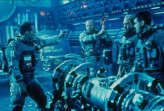Armageddon 1998 William Fichtner Bruce Willis Will Patton Arma 152 Falconer Electronics