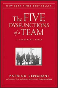 """The Five Dysfunctions of a Team"""