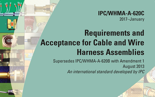 [DIAGRAM_3US]  Wire Harness Assembly Standards: IPC/WHMA-A-620C | Cable Wire Harness Standards |  | Falconer Electronics