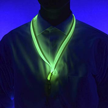 LED Uses: Light Up Lanyards