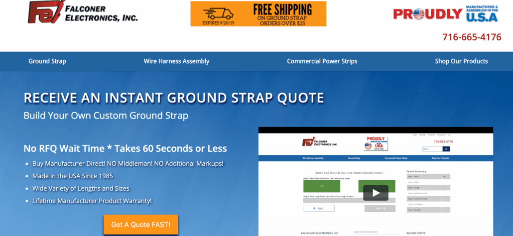 Ground Strap Blog, Library of Ground Strap Blog Posts at Falconer Electronics