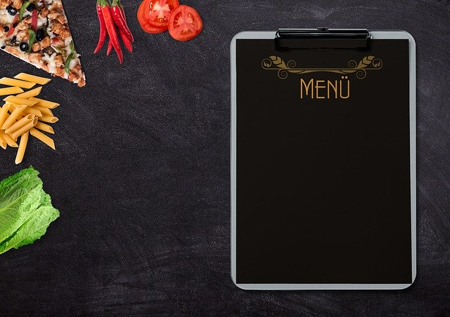 menu, Hey Manufacturer, What's on Your Menu? Perhaps a Plate of eCommerce?