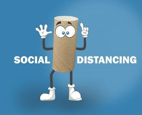 "social distance, Blogging Reduces that ""Social Distance"" Between You and Your Customers"