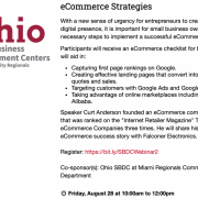 York SBDC, York SBDC (NYC) Features Falconer Electronics in eCommerce Workshop