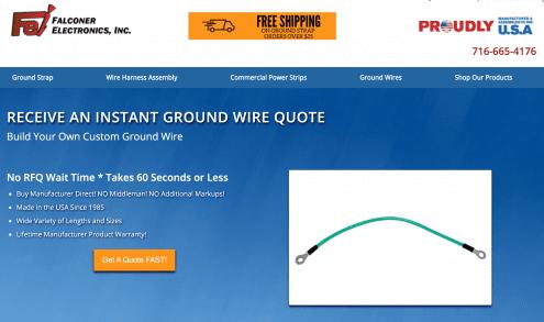 Ground Wire QuoteBuilder