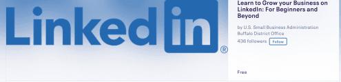Buffalo SBA LinkedIn Workshop